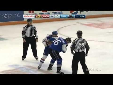 Nicholas Deakin-Poot vs. Sean Stewart