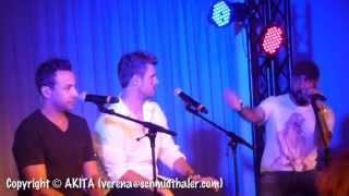 Backstreet Boys - Breathe (Berlin 2013 - Part 4) HD