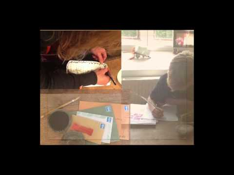 """""""The lost art of letter writing"""" by Elspeth Penny (TEDxSWPS)"""