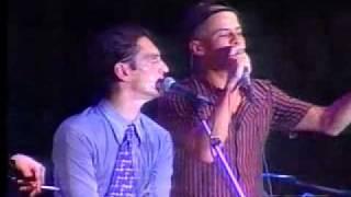 Titãs - Nem Cinco Minutos Guardados - Acústico em Santos 1998