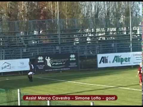 immagine di anteprima del video: ALBIGNASEGO - SACCOLONGO 5-0  (02/11/2014)