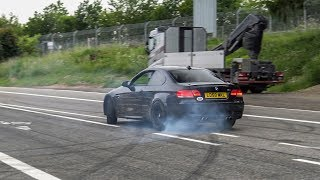 BEST OF BMW M in 2019 - Fails, Burnouts, Accelerations - 1M, M2, M235i, M3, M4, M5, M6, 335I etc!!