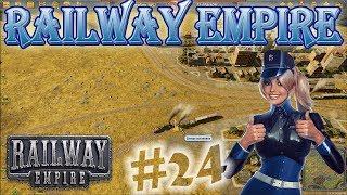Скупаем акции компании Беатрикс фон Шик #24 - Railway Empire