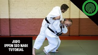 Judo Ippon Seoi Nage Tutorial
