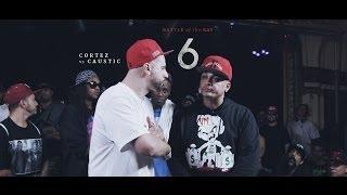 KOTD - Rap Battle - Caustic vs Cortez