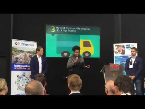 Talking Traffic & Logistics - NHTV student challenge, team 3