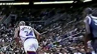 07.02.1993.- Magic @ Suns: MVP Charles Barkley 28/19/5, Rookie Shaq Breaks The Basket, 90's Classic