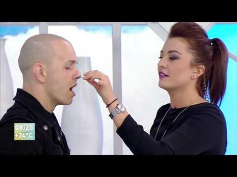 Alex Magala got Nailed on Prime TV (видео)