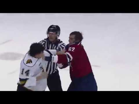 Brandon Crawley vs. Jacob Cascagnette