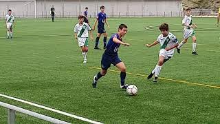 R.F.F.M - Jornada 5 - Preferente Cadete (Grupo 2): Rayo Ciudad Alcobendas C.F. 2-0 C.D. Mostoles U.R.J.C