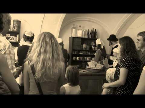 Mackie Messer Klezmer Band - Oživené židovské město 2014