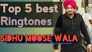 sidhu moose wala new song ringtone mp3 - TH-Clip