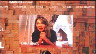 "Luna Maya Bantu Ngederect web Series ""Ustad Milenial"""
