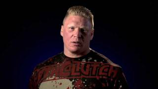 Brock Lesnar Challenges You! - WWE '12 Lesnar's Launch Trailer