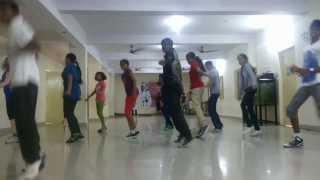 ethir neechal - local boys dance