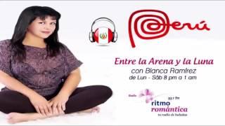 Entre La Arena Y La Luna Con Blanca Ramirez