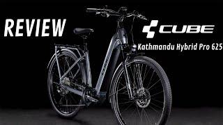 CUBE Kathmandu Hybrid Pro 625 im Test - Das E-Bike für alle?