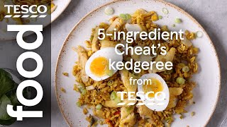 5-ingredient cheat's kedgeree