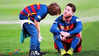 Kids Meet Their Football Heroes and Idols - Beautiful Moments