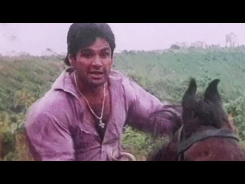 Sunil Shetty, Tinu Anand, Surakshaa - Action Scene 5/15