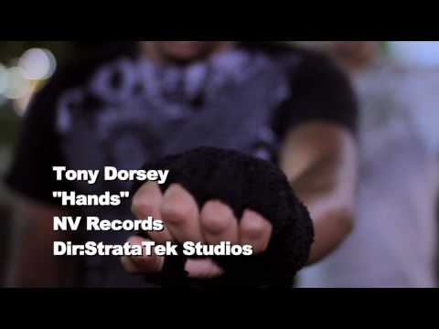 "Tony Dorsey ""Hands"""