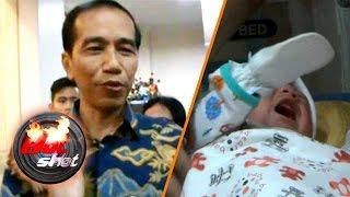 Kebahagiaan Presiden Jokowi Menyambut Cucu Pertama - Hot Shot 12 Maret 2016