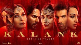 Kalank Trailer