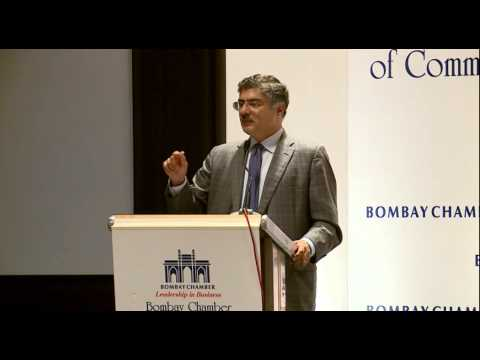 Keynote address on Human Capital Intensive Industries at Bombay Chamber of Commerce & Industries, September 2014 (Part I)