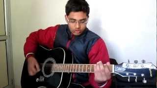 Kholo Kholo - Taare Zameen Par (Acoustic Cover)