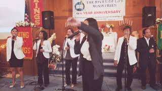 JESUS THE RIVER OF LIFE MINISTRIES 16TH YEAR ANNIVERSARY NOV. 10, 2018