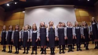 """ADIEMUS. Concierto del Coro Lestonnac en la presentación del CD """"IMMANUEL"""""""