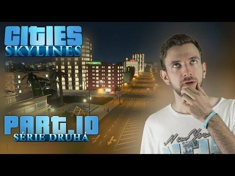 KONEČNĚ DLCČKA | Cities Skylines S02 #10