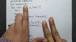 C Programming: GATE 2018 (HINDI Video)