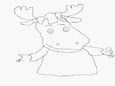 Como Dibujar Y Pintar A Uniqua Backyardigans How To Draw And