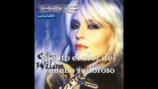 Doro Kiss Me Like a Cobra Subtitulado (Lyrics)