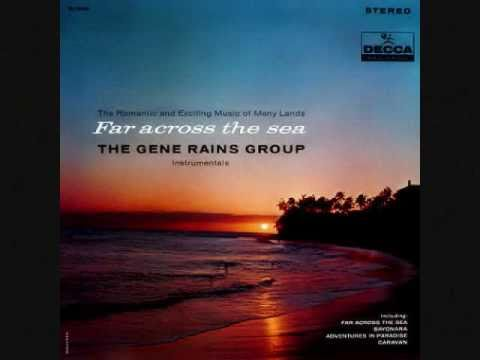 The Gene Rains Group - Strange Cargo online metal music video by GENE RAINS