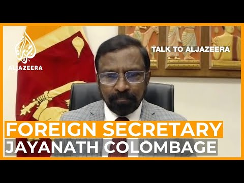 Jayanath Colombage: Can Sri Lanka's civil war wounds heal? | Talk to Al Jazeera