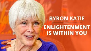 How To Find ENLIGHTENMENT With The POWER Of SELF-INQUIRY | Byron Katie & Lewis Howes