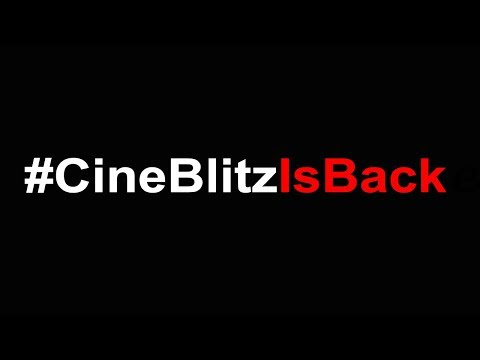 #CineBlitzIsBack Teaser | Hitting stands on 11.01.2019 (видео)