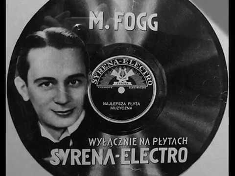 Polish tango 1938: Mieczysław Fogg - Nadzieja (A Hope)