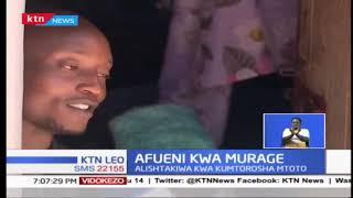 Afueni kwa Boniface Murage aliyekamatwa na kufikishwa mahakamani