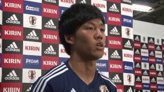 U-22日本代表vsコスタリカ遠藤航試合後インタビュー