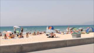 preview picture of video 'Playa de Palma im Sommer, Mallorca'
