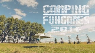 Camping & Fun Games 2014