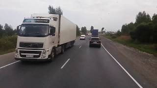 Ремонты в Рязанской обл и Жигулевская ГЭС...Рейс на Алмату