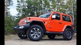 Чему новый Jeep Wrangler научился у кроссовера?