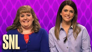 Every Girlfriend's Talk Show Ever (Part 1 of 2) - SNL