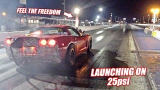 Testing Ruby's NEW McFarland Fab Turbo Kit!! Started AWESOME, Ended Badly...