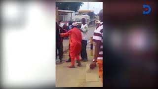 Drunk Police? Video of staggering policeman emerges online