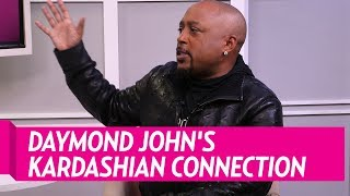 Daymond John Opens Up About His Kardashian Connection